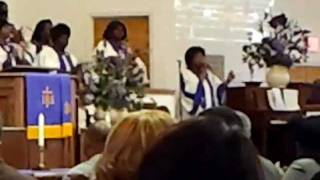 "Madkins Chapel Gospel Choir  ""Listen to the Rain"""