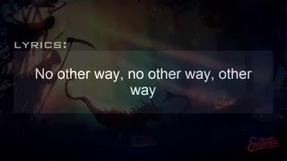 Simon Gribbe - No Other Way (Lyrics Video)