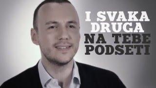 BANE MOJICEVIC - SVAKA DRUGA NA TEBE PODSETI (OFFICIAL VIDEO)