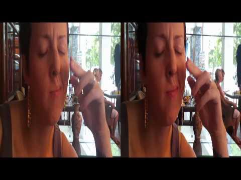 Marrakesh: Alisha and the texture of mellon
