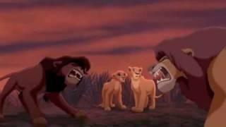 """Doppiaggio 20 - """"Il Re Leone 2"""" - Kovu & Simba"""