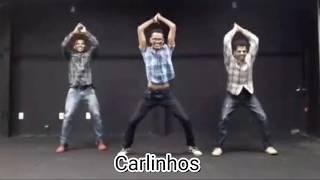 João Neto e Frederico - Cê Acredita - (Part. MC Kevinho) - Coreografia | Carlinhos GD