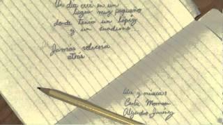 Un Lápiz y un Cuaderno - Carla Morrison y Alejandro Jiménez
