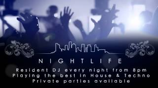 Nightlife DJ Advert