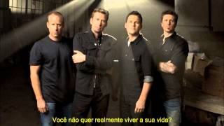 Nickelback - What Are You Waiting For?  (Legendado/Tradução PT - BR)