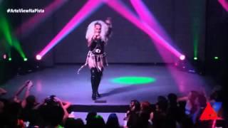 #ArteViewNaPista - Festa Priscilla - Gloria Groove - Dona