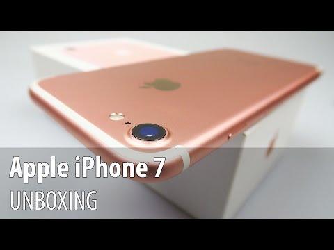 iPhone 7 Unboxing în Limba Română