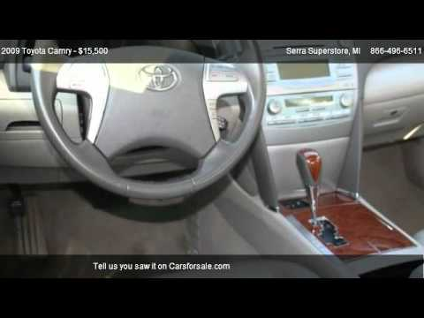 Toyota Camry XLE @ Serra Superstore