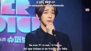 Taehyun (WINNER) – No One Else [Sub Español+Eng Sub+Rom+Han]