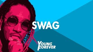 "FREE BEAT / Future x Quavo x Young Thug Type Beat - ""SWAG"" / Trap Beat / Rap Instrumental 2017"