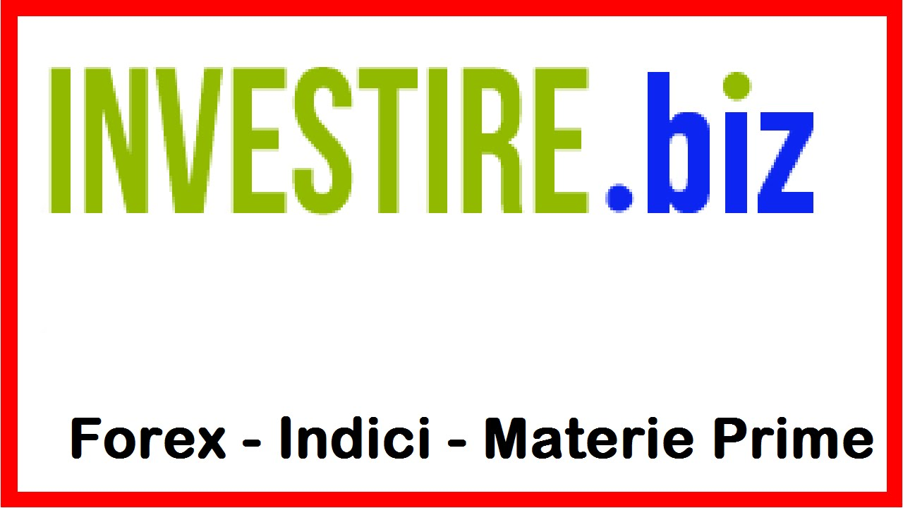 Video Analisi Forex Indici Materie Prime 18.11.2015