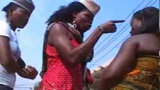 NIGERIAN GIRLS FIGHT OVER A GUY