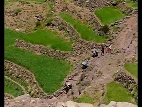 Subida ao Toubkal (4167m), Marrocos