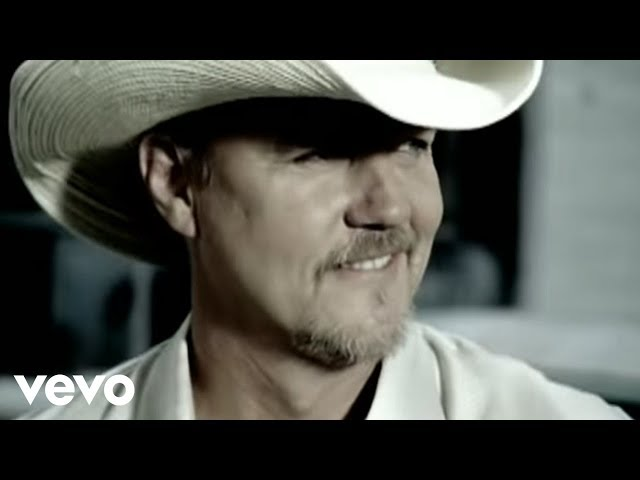 Video oficial You're gonna miss this de Trace Adkins