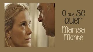 O Que se Quer - Marisa Monte e Rodrigo Amarante A Regra do Jogo Tema de Lara e Dante  Legendado HD