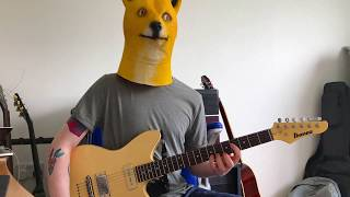 Neck Deep - Happy Judgement Day (Guitar Cover)