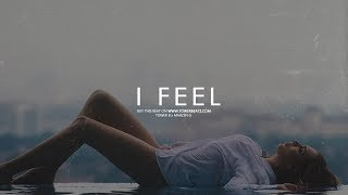 I Feel - Sad Romantic Beat | Hip Hop R&B Instrumental
