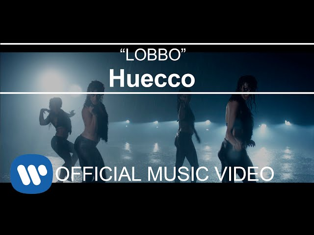 Vídeo oficial Lobbo de Huecco