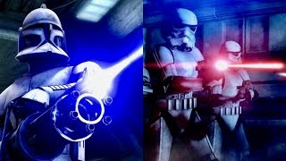 Why Do Blasters Fire Different Color Bolts? - Star Wars Blasters Explained
