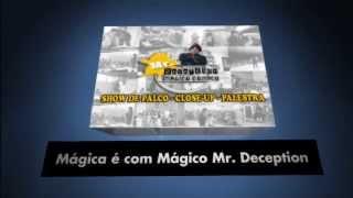 Show de Mágica - Abertura de Vinheta