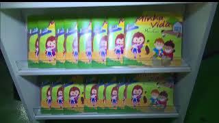 Em Vitória, menina de 11 anos escreve livro para mobilizar pessoas a ajudar o próximo