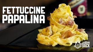 Fetuccine alla Papalina | A Maravilhosa Cozinha de Jack S06E29
