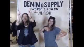 Denim & Supply Avicii dance off