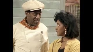 The Bill Cosby Show without the laugh track - BBQ sauce scene + present day