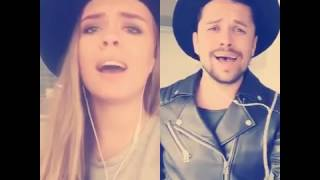 Meghan Trainor ft John Legend - Like I'm gonna lose you (Romana Bruintjes & Sonny Sinay)