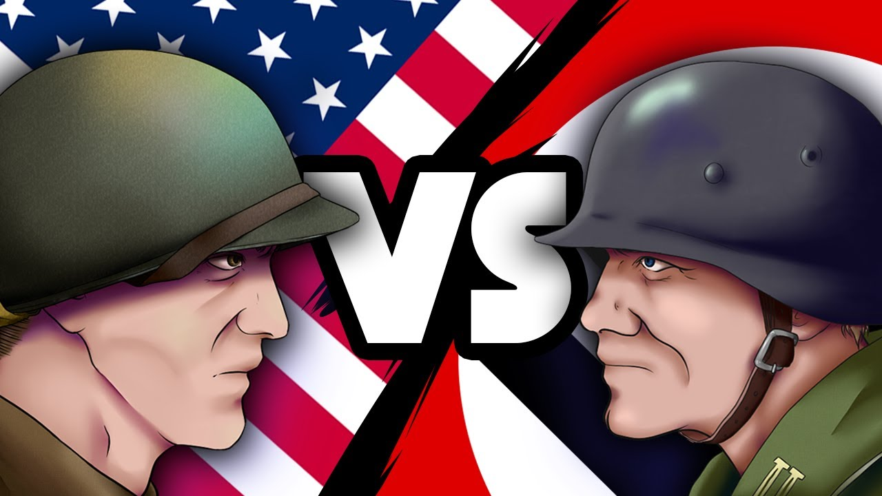 Who was Superior? US vs German Squads (Mid-1944) | Animated Simulation