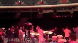 Juan Gabriel : Ensayos previos al concierto (01)
