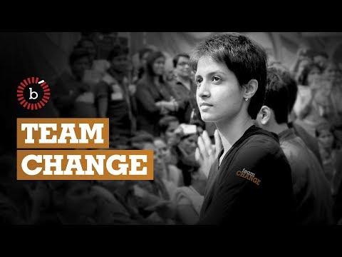 Team Change