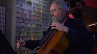 J.S. Bach: Allemande from Cello Suite No.1 | Dave Beck, cello