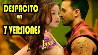Luis Fonsi - Despacito en 7 Estilos Musicales 🎤 ft. Daddy Yankee PARODIA  /PARODY 7 géneros width=