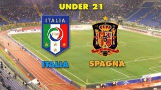 Italia 3 - 1 Spagna Highlights Europei Under 21
