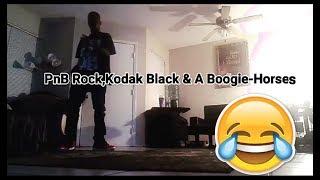 PnB Rock,Kodak Black,ABoogie-Horses|Freestyle