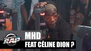 MHD bientôt en feat avec Céline Dion ? #PlanèteRap