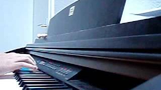 D gray man op 4 Gekidou - UverWorld (piano cover by ear)