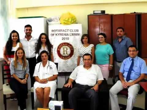 Girne Liman Rotaract Club Bahar Çiçekleri Fotoğraf Sergisi.m4v