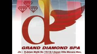 Grand Diamond Spa Medan width=