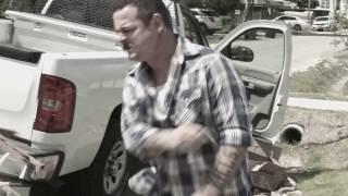 """Jeff Caudill """"Bruised Ribs, Broken Heart"""" Official Video"""