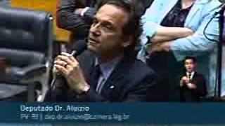Dr. Aluízio destaca importância de discutir os royalties como ferramenta de sustentabilidade