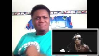 Hopsin- No Words Reaction