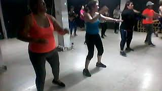 By FDCF chicken dance zumba