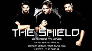 WWE S.H.I.E.L.D. 1st Theme Song + Download Link