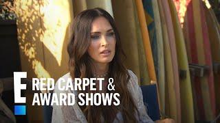 Megan Fox Talks Balancing Motherhood & Career | E! Red Carpet & Award Shows