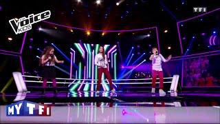 The Voice Kids 2016 | Manuella Steven Laure - Papaoutai (Stromae) | Battles