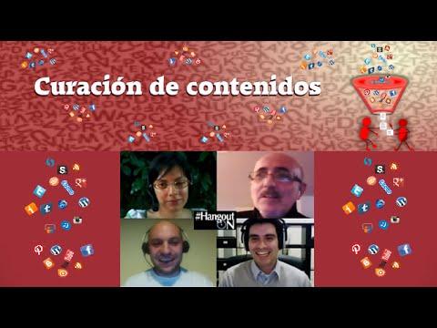 Thumbnail for Curación de contenidos en #HangoutON
