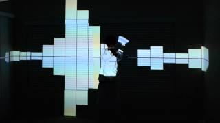Kinect Body Projection Mapping & LED Performance