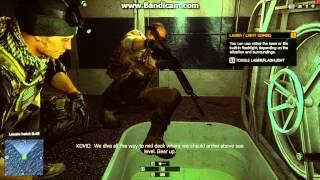 Battlefield 4 Mission 2  - Locate Hatch G-46